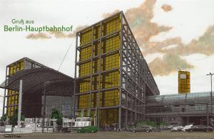 Berlin Hauptbahnhof, Sara Contini-Frank