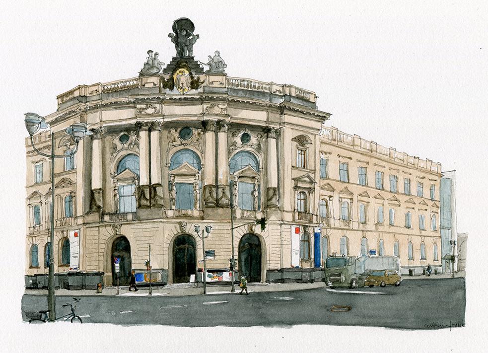 Museum Für Kommunikation Berlin öffnungszeiten