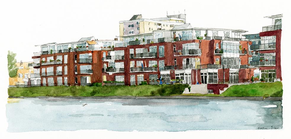 Wohnungen an der Havelschanze, Sara Contini-Frank