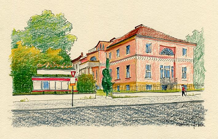 Das Adria Filmtheater, Sara Contini-Frank