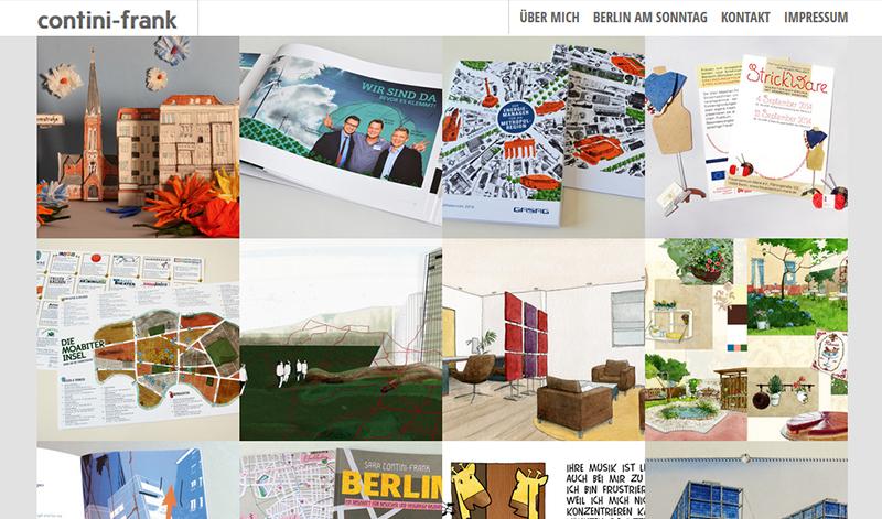 Portfolio Sara Contini-Frank, Illustratorin von Berlin am Sonntag, Illustration & Gestaltung